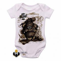 Roupa  Bebê  Capitão Bat Caverna