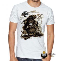 Camiseta  Capitão Bat Caverna