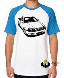 Camiseta Raglan Saveiro Volkswagem