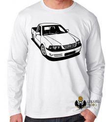 Camiseta Manga Longa Saveiro Volkswagem