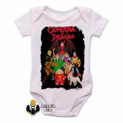 Roupa  Bebê  Dungeons e Dragons caverna do dragão todos
