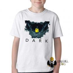 Camiseta Infantil  Dark Caverna