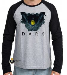 Camiseta Manga Longa   Dark Caverna