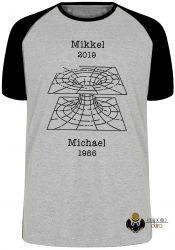 Camiseta Raglan  Dark Mikkel Michael