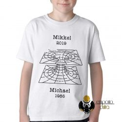 Camiseta Infantil  Dark Mikkel Michael