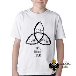 Camiseta Infantil  Dark Triquetra