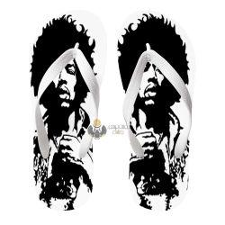 Chinelo Jimi Hendrix woodstock