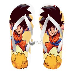 Chinelo dragon ball goku