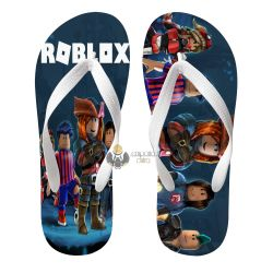 Chinelo Roblox diferentes