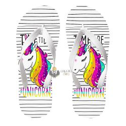 Chinelo Time to be a unicorn