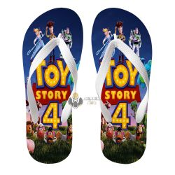 Chinelo Toy Story 4 todos