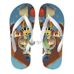 Chinelo Toy Story Woody Buzz
