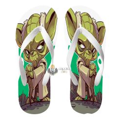 Chinelo yoda star wars