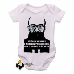Roupa  Bebê Enéas Carneiro direita Brasil