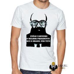 Camiseta Enéas Carneiro direita Brasil