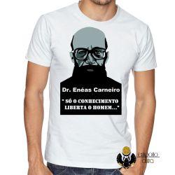 Camiseta Enéas Carneiro direita conhecimento