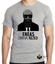 Camiseta Infantil  Enéas Carneiro tinha razão