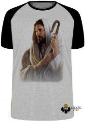 Camiseta Raglan Jesus de Nazaré