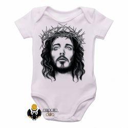 Roupa Bebê Jesus coroa espinhos