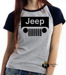Blusa Feminina Jeep off road