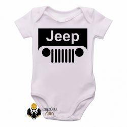 Roupa  Bebê Jeep off road