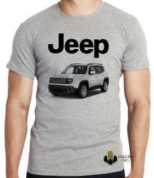 Camiseta Infantil Jeep renegade