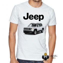 Camiseta Jeep renegade