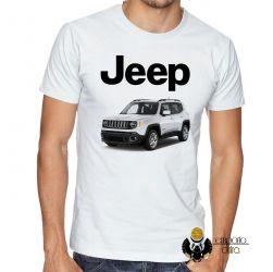 Camiseta Jeep renegade