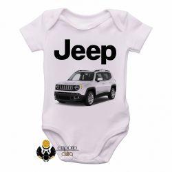 Roupa  Bebê Jeep renegade