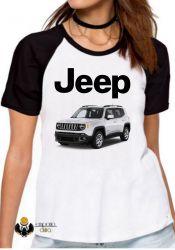 Blusa Feminina Jeep renegade