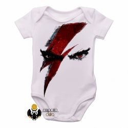 Roupa  Bebê  God of War Kratos