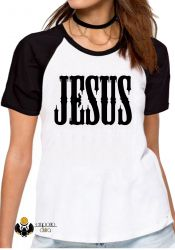 Blusa Feminina Jesus Cristo Senhor