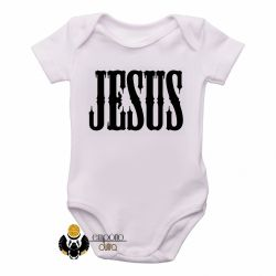 Roupa Bebê Jesus Cristo Senhor