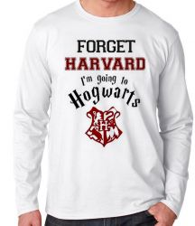 Camiseta Manga Longa Harry Potter Harvard