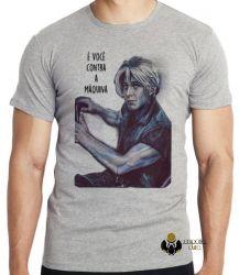 Camiseta Infantil  Jogador n1 Parzival