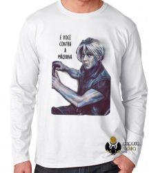 Camiseta Manga Longa Jogador n1  Parzival