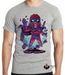 Camiseta X Men Mini Magneto