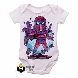 Roupa  Bebê X Men Mini Magneto