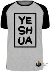 Camiseta Raglan Jesus Cristo Yeshua