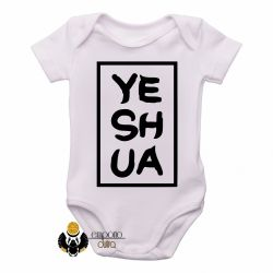 Roupa Bebê Jesus Cristo Yeshua