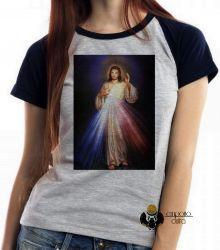 Blusa Feminina Jesus Cristo Sagrado coração