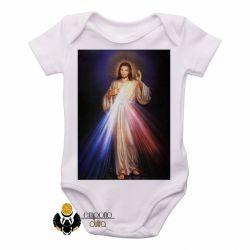 Roupa Bebê Jesus Cristo Sagrado coração