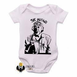 Roupa  Bebê  Sr Miyagi