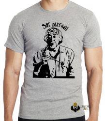 Camiseta Infantil   Sr Miyagi