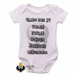 Roupa Bebê Clube dos 27