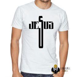 Camiseta Jesus Cristo  cruz