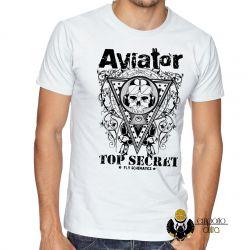 Camiseta Aviator Top Secret