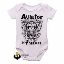 Roupa  Bebê Aviator Top Secret