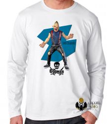 Camiseta Manga Longa  Goonies Sloth chocolate