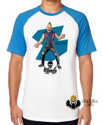 Camiseta Raglan Goonies Sloth chocolate